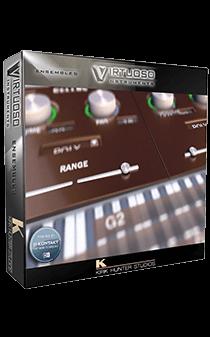 Virtuoso Ensembles for Kontakt Retail | Kirk Hunter Studios